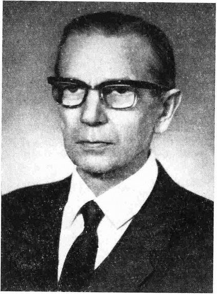 Харри Альбертович Моора