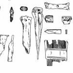 Рис. 41. Резная кость