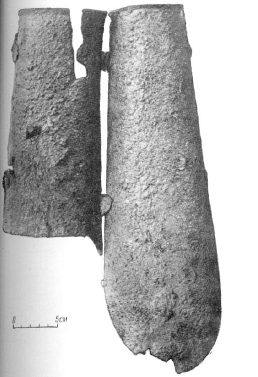 Рис. 23. Наруч. Сахновка, 1200-1240 гг.