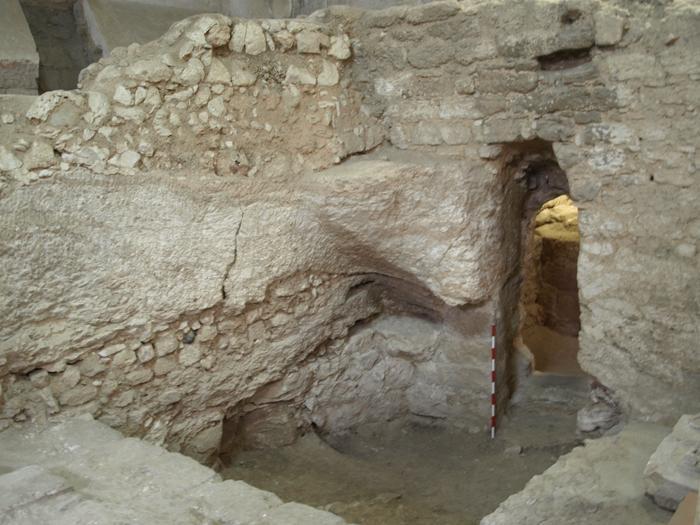 Люди в Средние века верили, что Иисус вырос в этом доме первого века в Назарете.