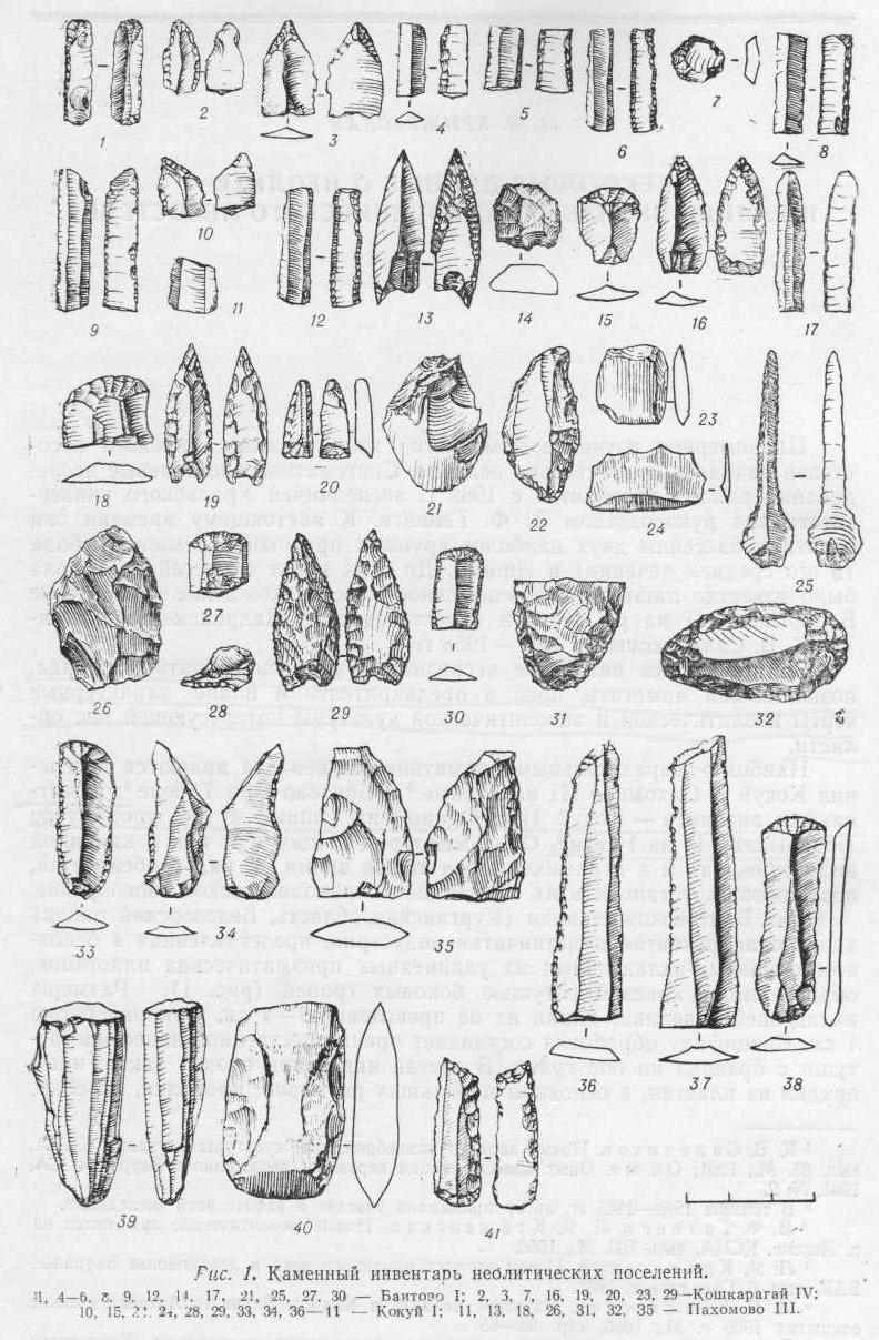 neolit-inventar