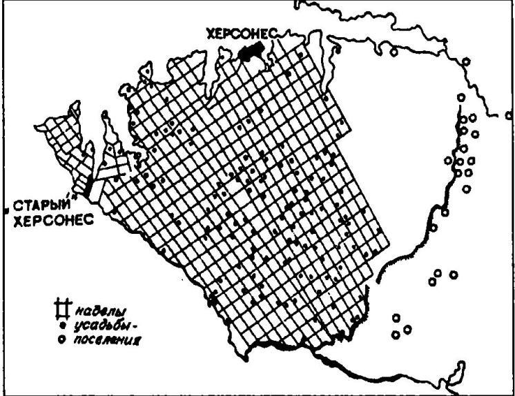 Земледельческая округа Херсонеса