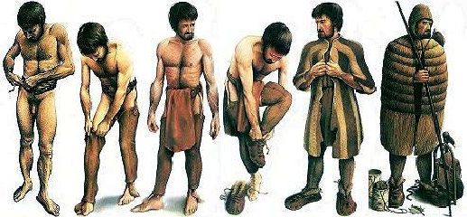Благодаря Отци, мы теперь знаем как обдевались люди 5500 лет назад.
