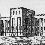 Реконструкция укреплений Старой Нисы