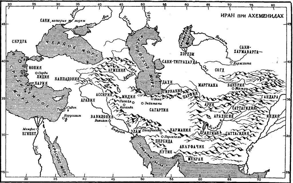 Иран при Ахеменидах
