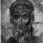 Рис. 6. Изображение на стене Суздальского собора (деталь).
