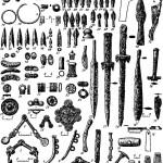 Таблица 2. Вещи из погребений предскифского времени в степи Северного Причерноморья