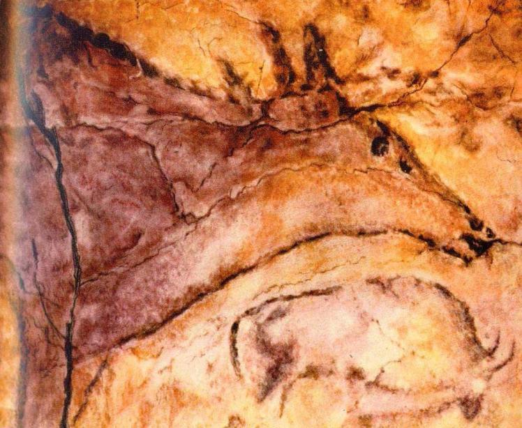 Лань из пещеры Альтамира, Испания