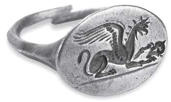 Золотой перстень с грифоном. Пять братьев.