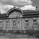 Рис. 2. Здание администрации в с. Рогозиха