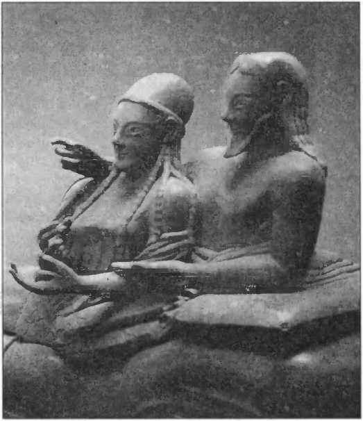 Саркофаг из Черветери