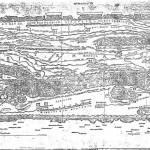 """Рис. 1. Сегмент VIII Певтингеровой карты с этнонимами «venadisarmatae» и """"venedi"""""""