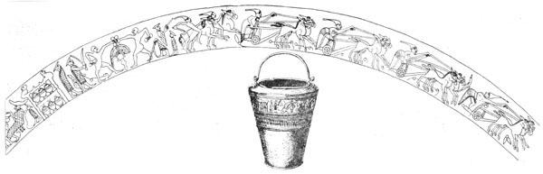 Рис. 21. Ситула из Куффарна