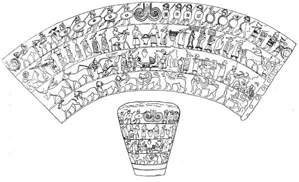 Рис. 27. Ситула из Чертовского могильника у Болоньи