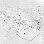 Рис. 22. Смоленск. Схема расположения памятников.