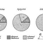 Схема I. Техника нанесения андроновского орнамента.