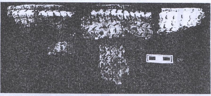 Рис. 27. Керамика с памятника Иня-11. Хранится в НОКМ