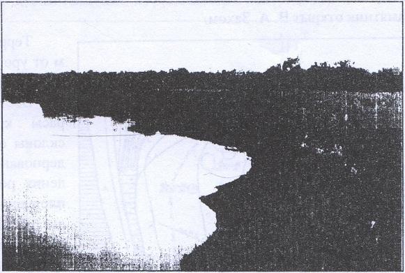 Рис. 30. Вид на поселение Иня-13