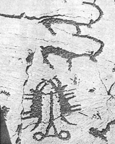 Рис. 39. Тянь-Шань. Ферганский хребет. Саймалы-Таш
