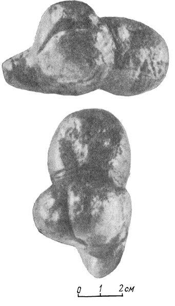 Рис. 5. Статуэтка из Мауэрна