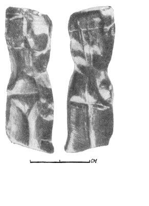 Рис. 1. Статуэтка из Петржковиц