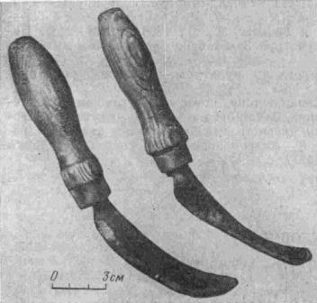 Рис. 2. Современные ковровые ножи