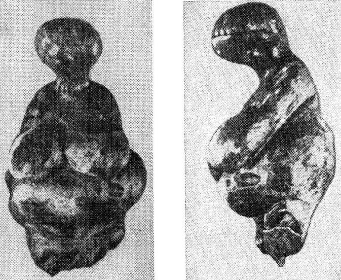 Позднепалеолитические «Венеры». Гагарино