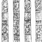 Рис. 3. Збруцький ідол