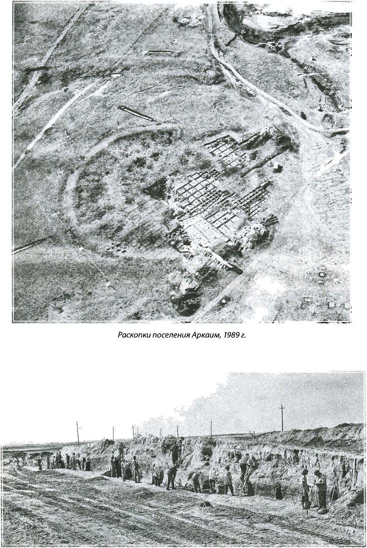 Раскопки Большого Синташтинского кургана, 2006 г.
