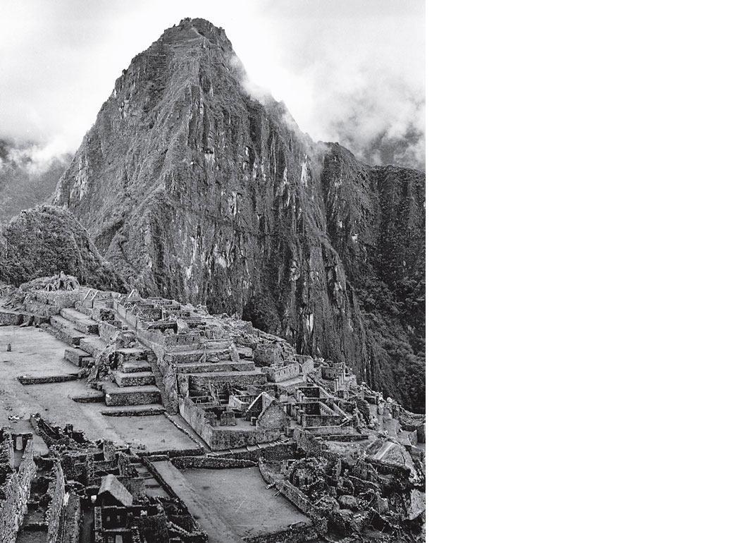 Рис. 13.1. Мачу-Пикчу, Перу