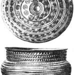 Рис. 58. Золотая чаша из Эберсвальда