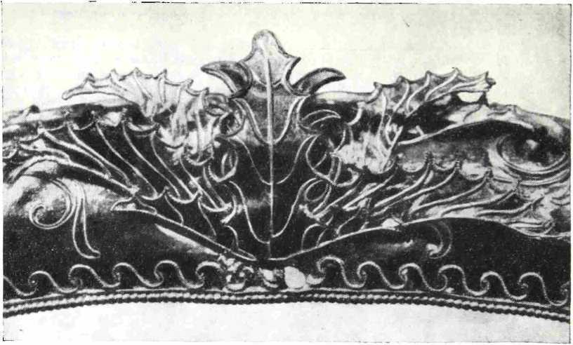 7. Деталь диадемы из Криспиано